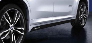 Акцентная плёнка M Performance для BMW X1 F48