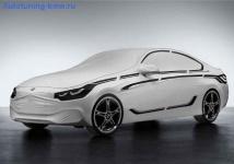 Автомобильный чехол для BMW F32 4-серия