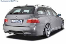 Бампер задний BMW E61 5-серия