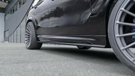 Боковые пороги Hamann для BMW X6M G96