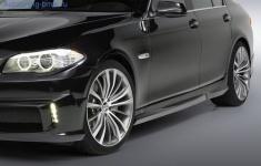 Боковые пороги Kelleners для BMW F10 5-серия