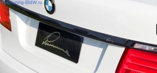 Карбоновая накладка для BMW F01/F02 7-серия