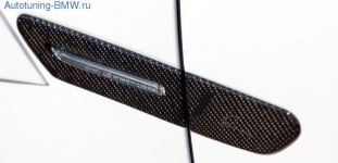Декоративные накладки для BMW F01/F02 7-серия