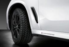 Декоративные решетки M Performance для BMW X5 G05