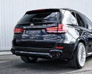 Задний диффузор Hamann для BMW X5 F15
