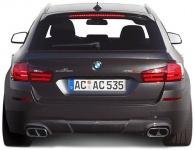 Диффузор заднего бампера AC Schnitzer для BMW F10/F11 5-серия