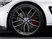 Комплект литых дисков BMW M Performance Double-Spoke 405