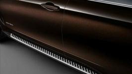Комплект дооснащения боковыми порогами для BMW X6 F16