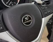 Эмблема Hamann Motorsport на рулевое колесо