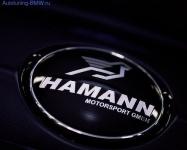 Эмблема на багажник для  BMW