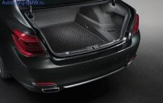 Фасонный коврик багажного отделения BMW F01/F02