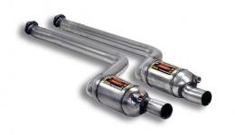 Front-pipe с катализаторами для BMW E87 1-серия
