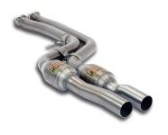 Front-pipe с катализаторами для BMW M3 F80/M4 F82