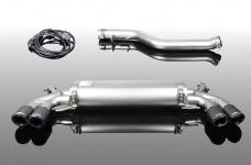 Глушитель AC Schnitzer для BMW G20 3-серия