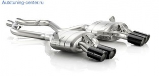 Глушитель Akrapovic Slip-On для BMW M3 E90 3-серия