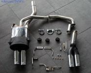 Глушитель Hamann для BMW E60 5-серия