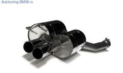 Глушитель Eisenmann для BMW E60 5-серия