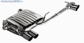 Глушитель Eisenmann для BMW E87 1-серия