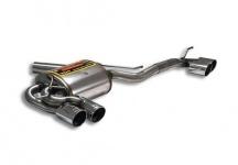 Глушитель Supersprint для BMW E87 1-серия (раздвоенный выхлоп)