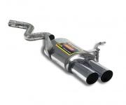 Глушитель Supersprint для BMW M3 E90 (раздвоенный выхлоп)