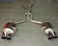 Глушитель Hamann для BMW F01/F02 7-серия