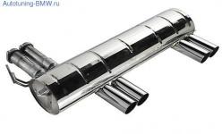 Глушитель Eisenmann для BMW E46 M3 3-серия