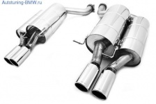 Глушитель Eisenmann для BMW M5 E60 5-серия