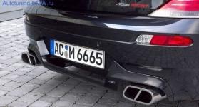 Глушитель BMW M6 E63/E64 6-серия