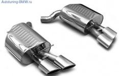 Глушитель Eisenmann для BMW M6 E63 6-серия