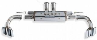 Глушитель AC Schnitzer для BMW X5 F15