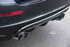 Глушитель BMW X6M E71 (раздвоенный выхлоп)
