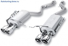 Глушитель Borla S-Type для BMW M3 E92  3-серия