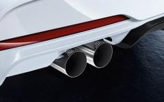 Глушитель M Performance для BMW F30/F32