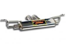 Глушитель Supersprint для BMW X5M F85/X6 F86