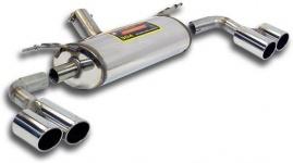 Глушитель Supersprint для BMW F32 4-серия