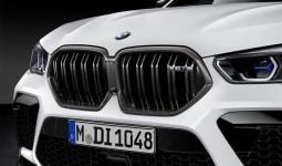 Карбоновая решетка M Performance для BMW X6M F96