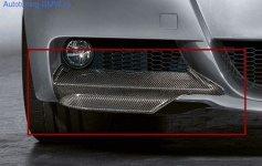 Карбоновые накладки BMW Performance для BMW E90 3-серия