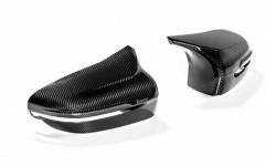 Карбоновые накладки на зеркала Akrapovic для BMW M5 F90