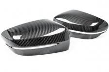 Карбоновые накладки на зеркала BMW G30 5-серия