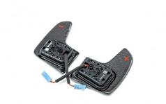 Карбоновые подрулевые переключатели M Performance для BMW