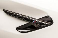 Карбоновые вставки в передние крылья BMW M5 F90
