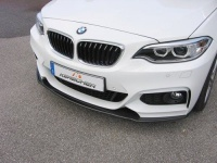 Карбоновый сплиттер Kerscher для BMW F22 2-серия