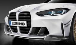 Карбоновый сплиттер M Performance для BMW M3 G80/M4 G82