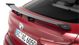 Карбоновый спойлер для BMW X6 F16