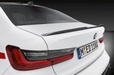 Карбоновый спойлер M Performance для BMW G22/M4 G82