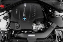Кожух двигателя M Performance для BMW F20/F30/F32