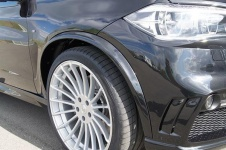 Колесные арки Hamann для BMW X5 F15
