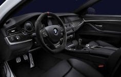 Накладки салона M Performance для BMW F20 1-серия