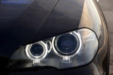Передние фары BMW X5 E70 (Рестайлинг)