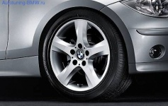 Комплект литых дисков BMW Double-Spoke 142